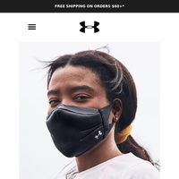 The facemask you can run & train in