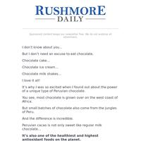 THIS chocolate 15x healthier than kale