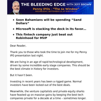 """Soon Bahamians Will Be Spending """"Sand Dollars"""""""