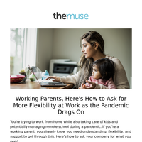Advice for parents who work from home
