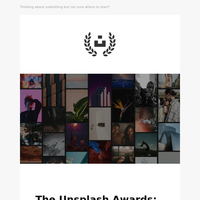 Last Chance To Enter The Unsplash Awards ⏰
