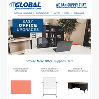 Give your office a fresh new look