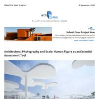 Architectural Photography and Scale: Human Figure as an Essential Assessment Tool