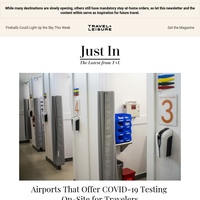 Airports That Offer COVID-19 Testing On-Site for Travelers