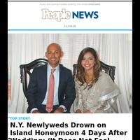 N.Y. newlyweds drown on island honeymoon 4 days after wedding: 'It does not feel real'