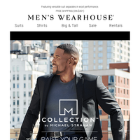 Introducing Collection by Michael Strahan