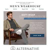 Alternative Apparel: comfort to live in