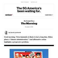 The Morning: A progressive problem