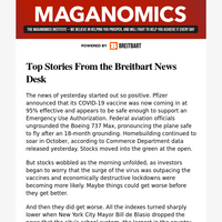 Top Stories From the Breitbart News Desk
