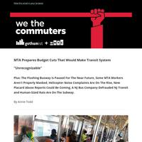 MTA Prepares Budget Cuts That Would Make Transit System \