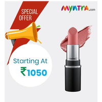 {EMAIL}, Special Offer, M.A.C. Mini Satin Lipstick