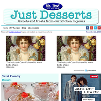 14 Sweet Country Desserts