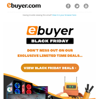 On offer! HyperX Fury memory kits and more. Ebuyer for value!