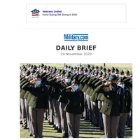 Daily Brief: First Soldiers Graduate Basic Training in WWII Throwback Uniform