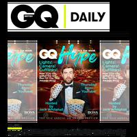 GQ Awards: Thursday at 8pm