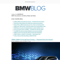 Posts from BMWBLOG for 11/24/2020