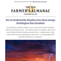 2020 Weather – Are we getting it right?