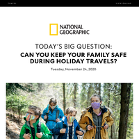 TRAVEL: Keeping your family safe over the holidays