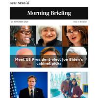 Meet US President-elect Joe Biden's cabinet picks