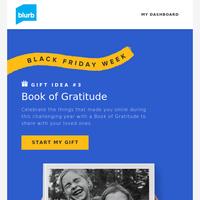 Thanksgiving Gifts & Gratitude