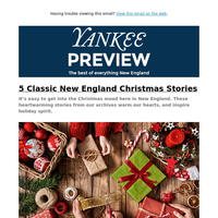 Yankee's Best Classic New England Christmas Stories
