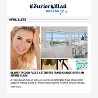 Beauty tycoon charged over $1m Airbnb claim