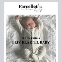 Baby på vej i 2021? // Bliv klar med 20% rabat👶