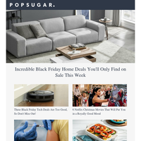Incredible Black Friday Home Deals You'll Only Find on Sale This Week