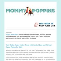 Safe Online Santa Visits: Zoom with Santa Claus and Virtual Santa Photos for Kids