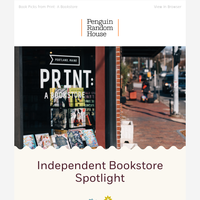 Celebrate Small Business Saturday With Indie Bookstores