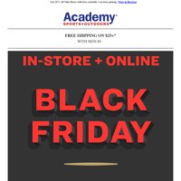 It's the Final Hours of Black Friday Deals
