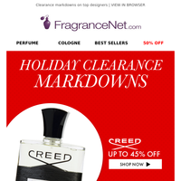 Up to 80% OFF: Fragrance, Skincare, Beauty & more
