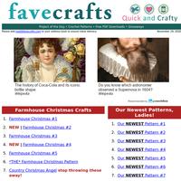 25 Farmhouse Christmas Crafts