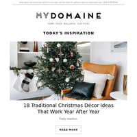 18 Christmas décor ideas that work year after year