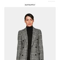Winter Layers - standout seasonal overcoats