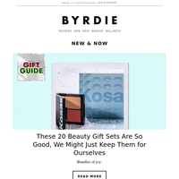 The 20 best beauty gift sets of the year