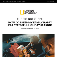 FAMILY: Happiness in a stressful season