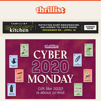 All the Food Deals You Can Get for Cyber Monday