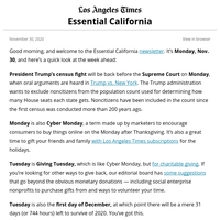 Essential California: COVID-19 hospitalizations soar