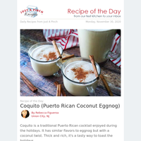 Thick & Rich Coquito