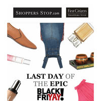 Last day to get your hands on great deals! 50% - 80% OFF on apparels, beauty, home & more