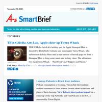 TBWA\Media Arts Lab, Apple cheer up Tierra Whack