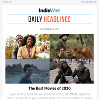 The Best Movies of 2020; Hugh Grant on That 'Undoing' End; 'The Prom' First Reactions