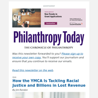 How the YMCA Is Tackling Racial Justice and Billions in Lost Revenue