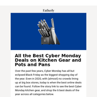 Our Editors Found the 6 Best Cyber Monday Sales of 2020