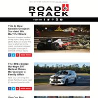 This Is How Romain Grosjean Survived His Horrific Wreck at the Bahrain Grand Prix