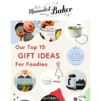 NEW! 15 Gift Ideas for Foodies