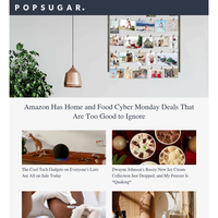 Amazon Has Home and Food Cyber Monday Deals That Are Too Good to Ignore