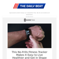 This Fitness Tracker Will Help You Lose Weight and Get in Shape - At a Price You Won't Believe!