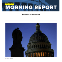 The Hill's Morning Report - Presented by Mastercard - 1/ Congress is being pressed anew to buoy economy with relief measure, funding to avert shutdown. 2/ GOP afraid Trump could drive down Republican turnout in two important Senate runoffs next mont